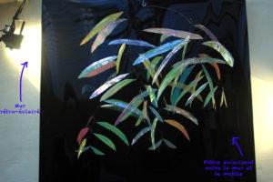 calderidoscope en art polarisant