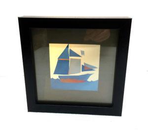art polarisant bateau